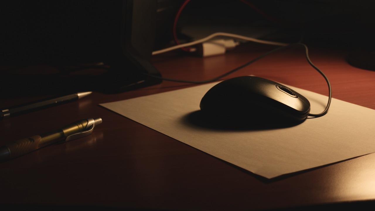 Les différents modèles de souris pour un PC